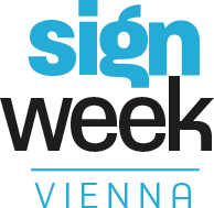 Sign Week Vienna